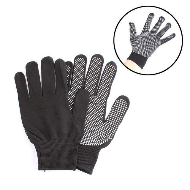 1 Pair Heat Resistant Finger Glove-Hair Accessories-Look Love Lust