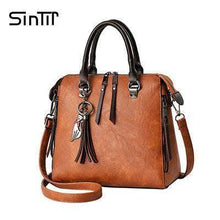 Load image into Gallery viewer, Large Capacity Casual Leather Crossbody Bags for Women-Shoulder Bags-Look Love Lust
