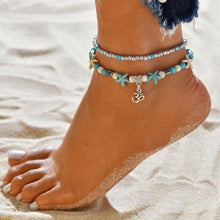Load image into Gallery viewer, Summer Style Bohemian Gypsy Turkish Tribal Boho Anklet-Anklets-Look Love Lust
