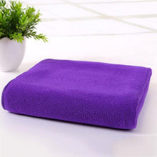 "Load image into Gallery viewer, Multiple Colors - High Quality Quick Drying Microfiber Towels for Curly Hair Method ""Plopping""-Hair Towels-Look Love Lust"