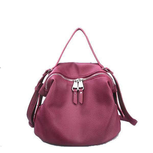 PU Tote Bags For Women-Top-Handle Bags-Look Love Lust