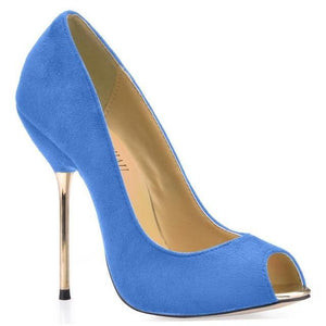 Party Peep Toe Stiletto-Women's Pumps-Look Love Lust
