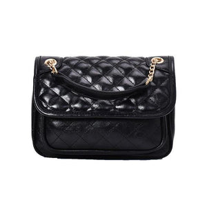 High Quality Pu Leather Top Handle Bag-Top-Handle Bags-Look Love Lust