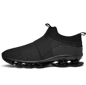 men's casual shoes, lightweight breathable, elastic soles-Men's Casual Shoes-Look Love Lust