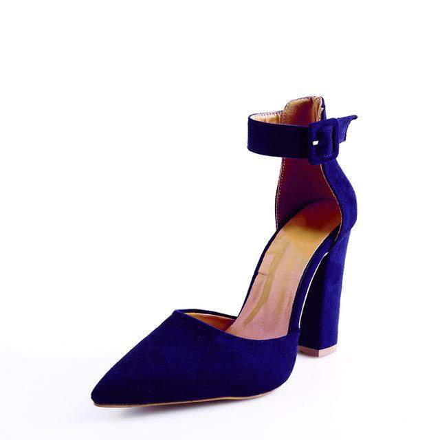 Classic Platform Pumps-Look Love Lust