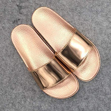 Load image into Gallery viewer, Bling Beach Sandals-Slippers-Look Love Lust