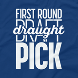 First Round Draught Pick