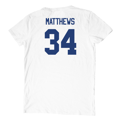 Drafted - Auston Matthews #34