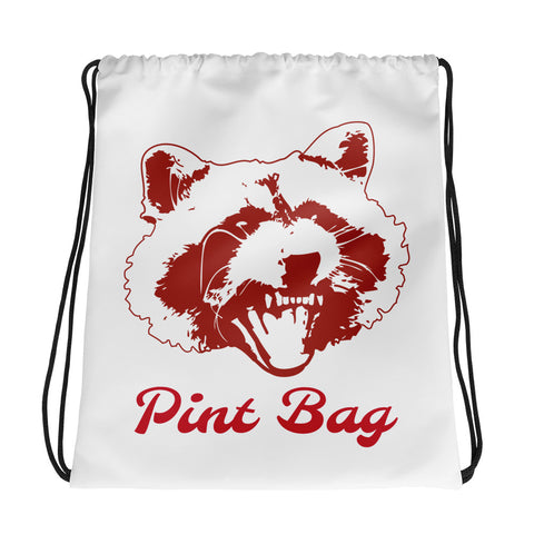 Pint Bag | Lucky Legs' Raccoon