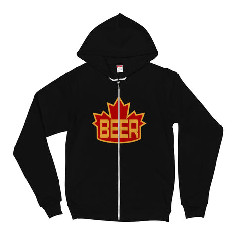 Team Beer Zip-up