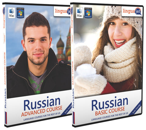 Russian, Double pack (Basic+Advanced)