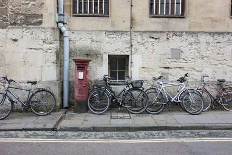 Oxford Bikes Stew Dean