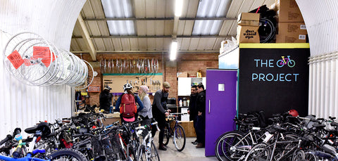 The Bike Project Workshop Deptford