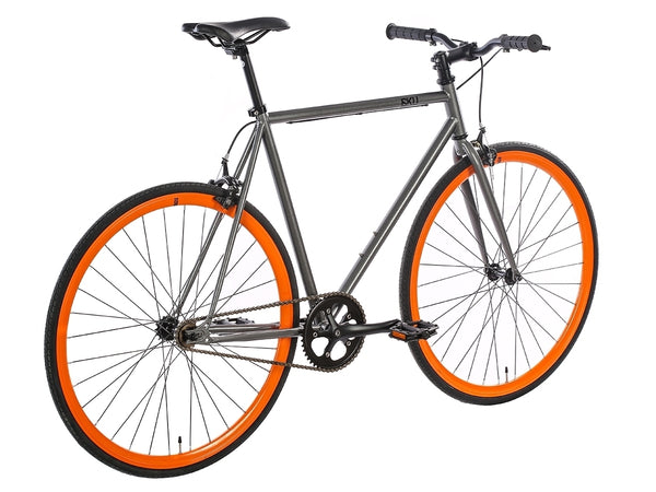 NEW 6KU 'Barcelona' Single Speed Bike (M, L, XL)