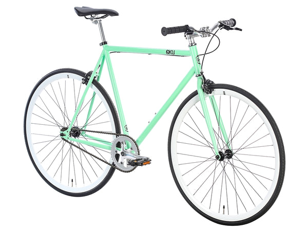 NEW 6KU 'Milan 1' Single Speed Bike (S, M, L, XL)