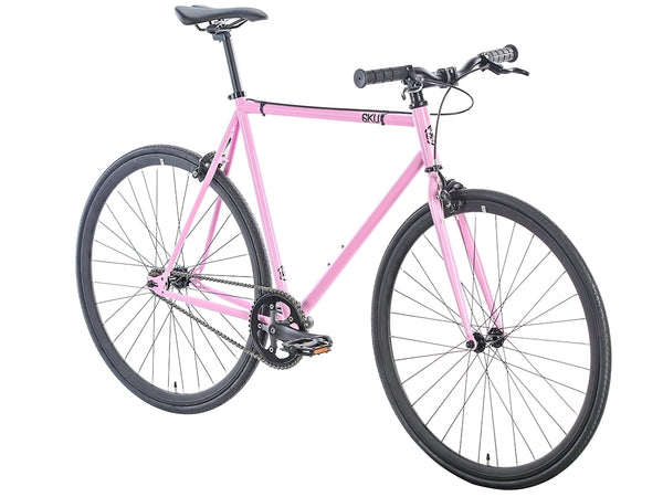 NEW 6KU 'Rouge' Single Speed Bike (S, M)