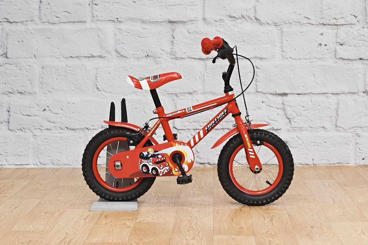 "Apollo Firechief kids bike 12"" wheels"