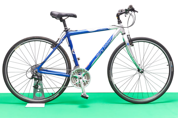 Gary Fisher Zebrano Hybrid Bike (Small)
