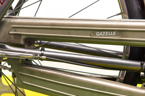 Gazelle Primeur Vintage Hybrid Bike (Medium)