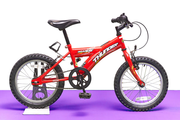 Dawes Thunder Kids Bike (18in Wheels)