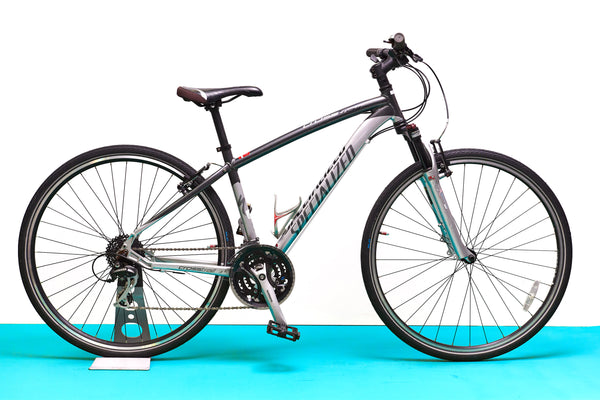 Specialized Crosstrail Hybrid Bike (Medium)