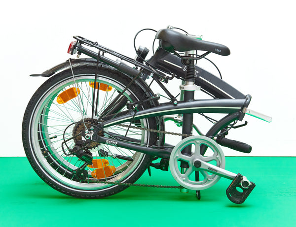"NEW Freespirit Ruck 20"" Folding Bike"