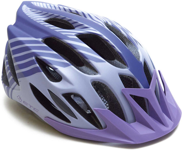 ETC M710 Adult Helmet Purple