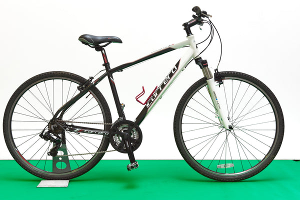 Carrera Crossfire One Hybrid Bike (Medium)