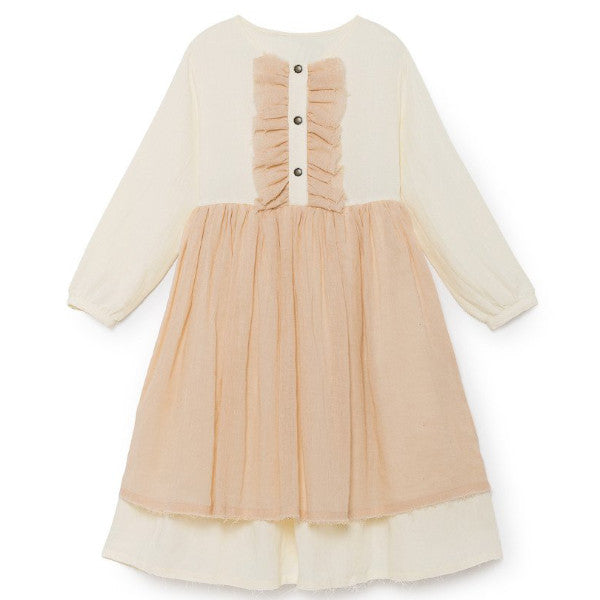 Little Creative Factory_Natalie's Ruffled Dress - The Child Hood