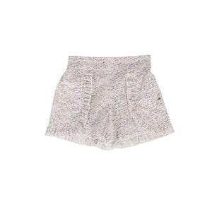 Amara Shorts Mini Blue Floral
