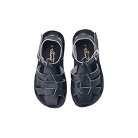 Salt Water Sandals_Sun-San Shark - Navy - The Child Hood