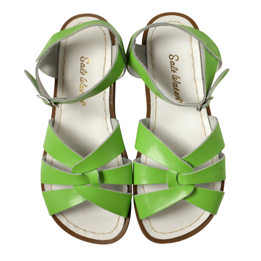 Salt Water Sandals - Lime