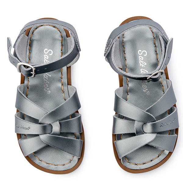 Salt Water Sandals - Pewter