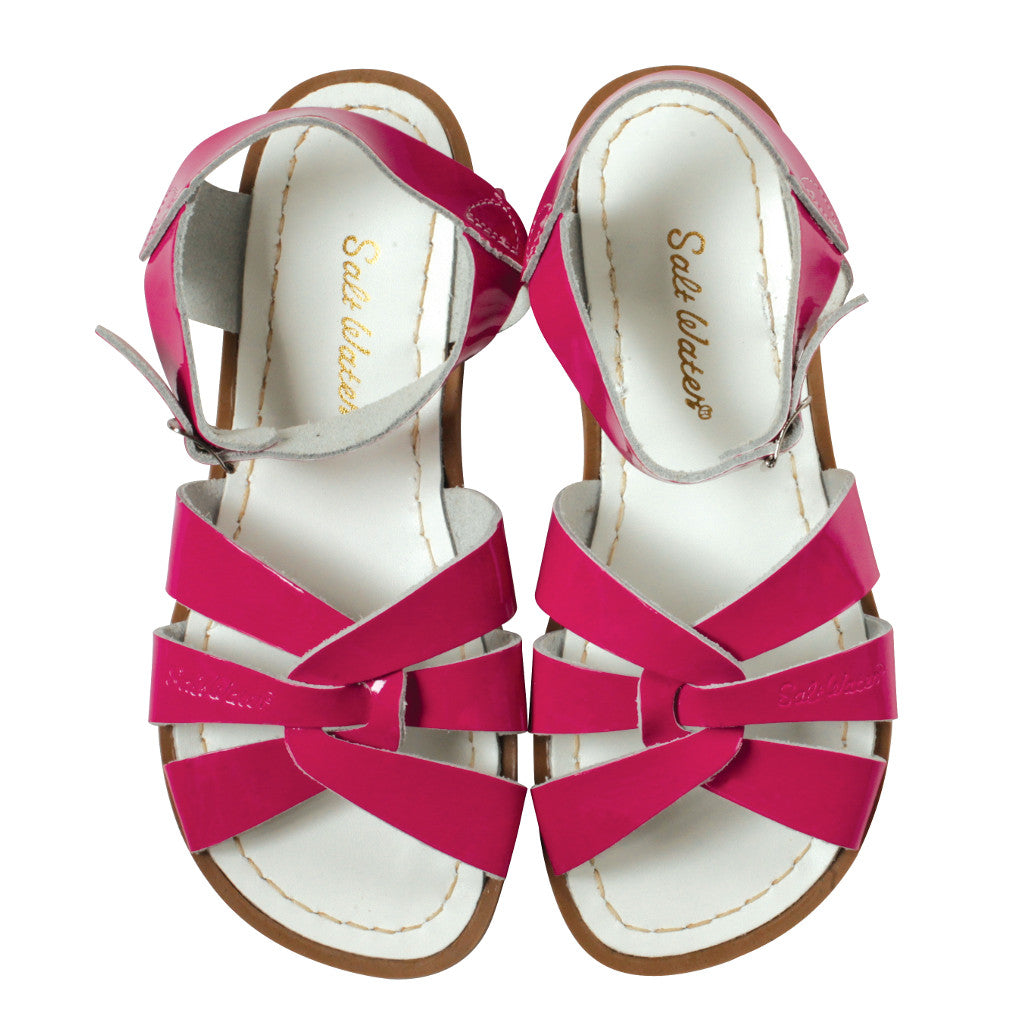 Salt Water Sandals - Fuchsia