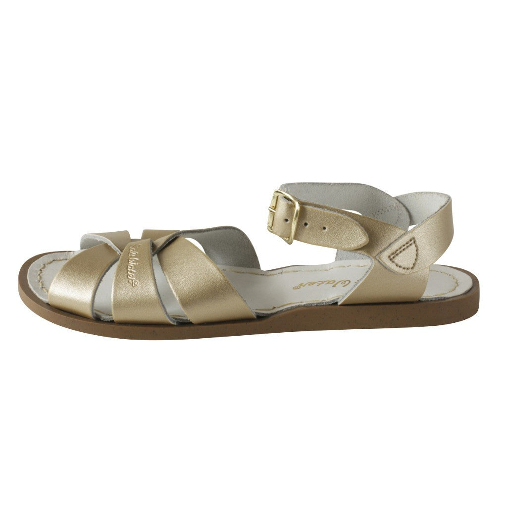 Salt Water Sandals - Gold