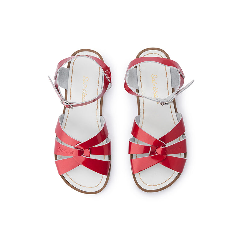 Salt Water Sandals_Salt Water Sandals - Candy Red - The Child Hood