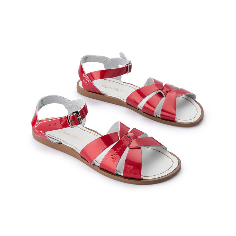 Salt Water Sandals - Candy Red