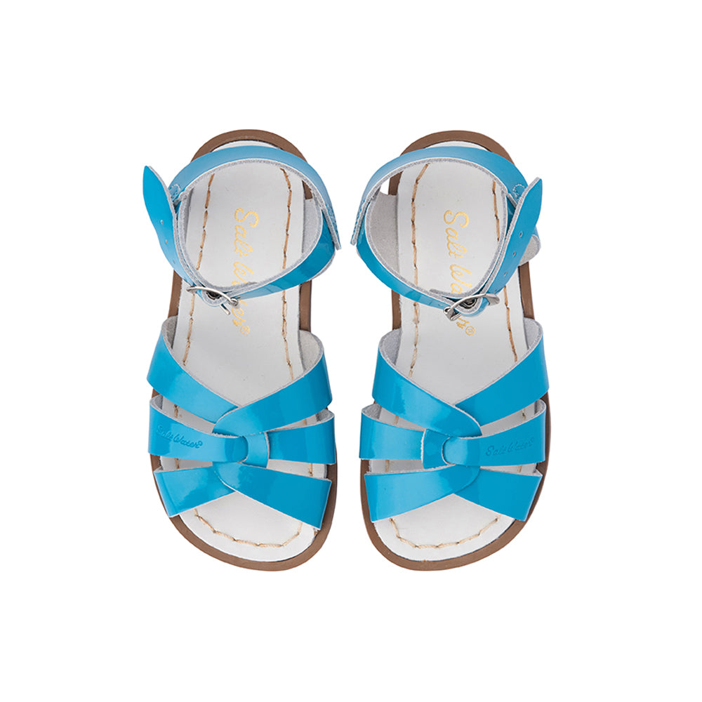 Salt Water Sandals_Salt Water Sandals - Turquoise - The Child Hood