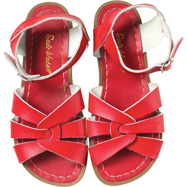 Salt Water Sandals - Red