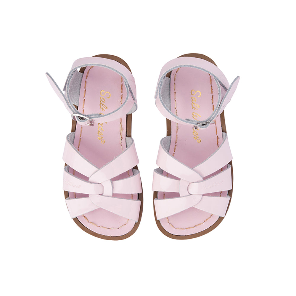 Salt Water Sandals_Salt Water Sandals - Shiny Pink - The Child Hood