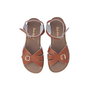 Salt Water Sandals_Salt Water Sandals Classic- Tan - The Child Hood