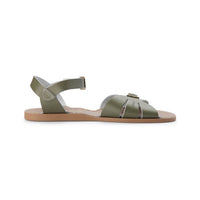 Salt Water Sandals_Salt Water Sandals Classic- Olive - The Child Hood
