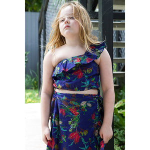 Bella & Lace_Mackenzie Top - Midnight - The Child Hood