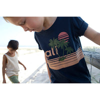 Raised by the Desert_Bali Dreamin' T-Shirt - Night Sky - The Child Hood