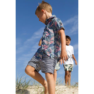 Raised by the Desert_Henry Shirt - Straddie Print - The Child Hood