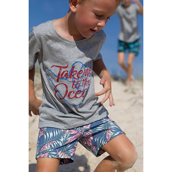 Raised by the Desert_Jed Shorts - Straddie Print - The Child Hood