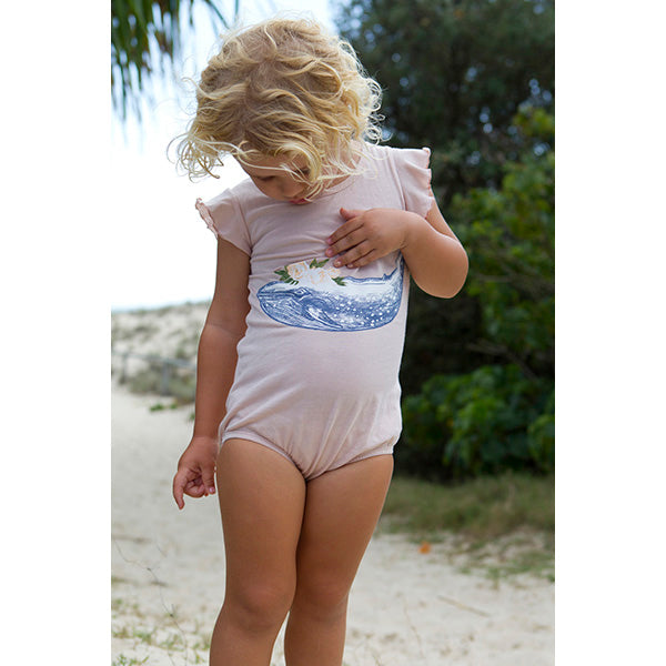 Bella & Lace_Charlie Whale Leotard - The Child Hood