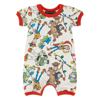 Christmas Toys Playsuit