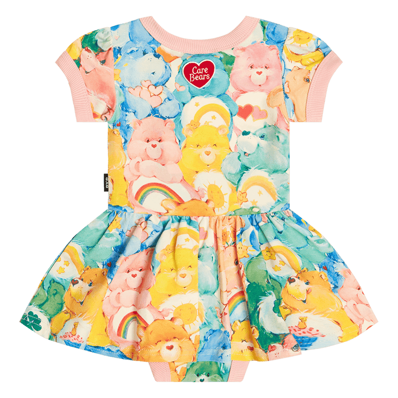 Care Bears Unite Baby Waisted Dress