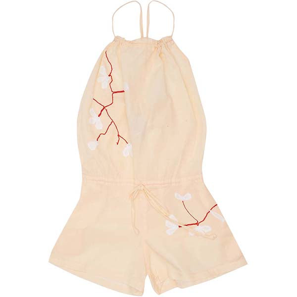 Bella & Lace_Bailey Jumpsuit - Mini Pink - The Child Hood